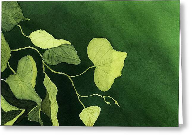 Kudzu Greeting Card