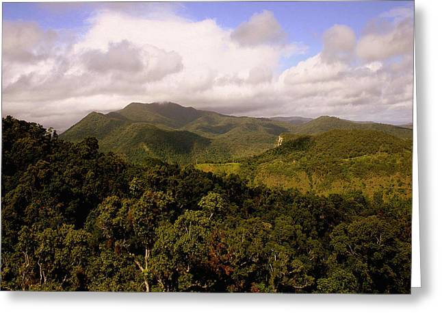 Kuranda Queensland Greeting Card
