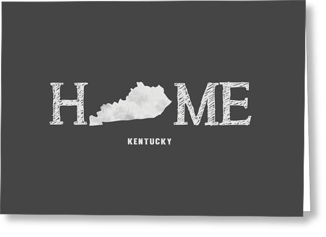 Ky Home Greeting Card