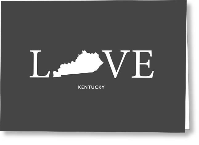 Ky Love Greeting Card