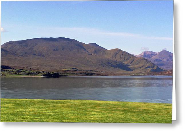 Kyle Of Durness Greeting Card by Bruce C