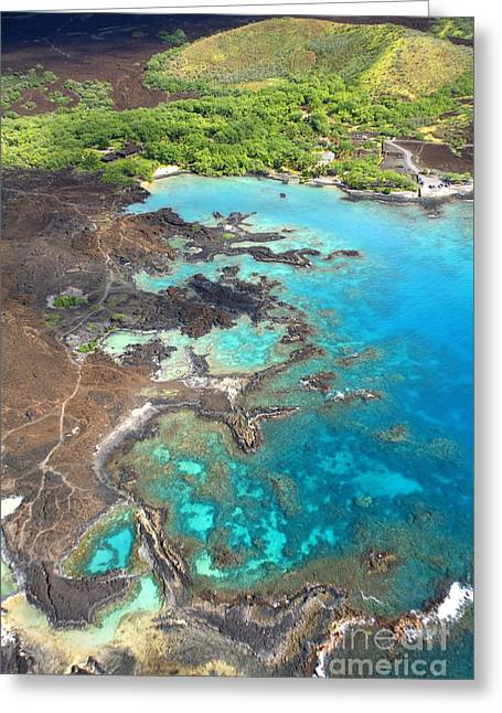 La Perouse Bay Greeting Card by Ron Dahlquist - Printscapes