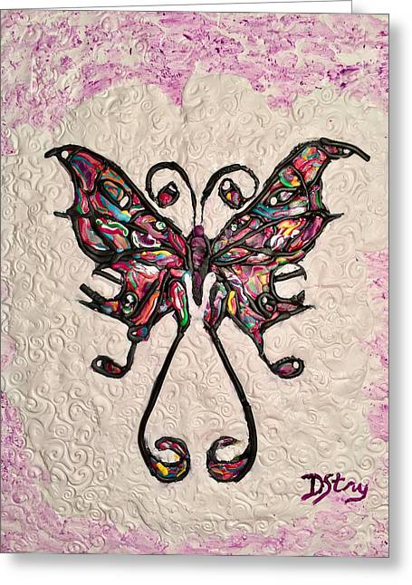 Lady T Greeting Card