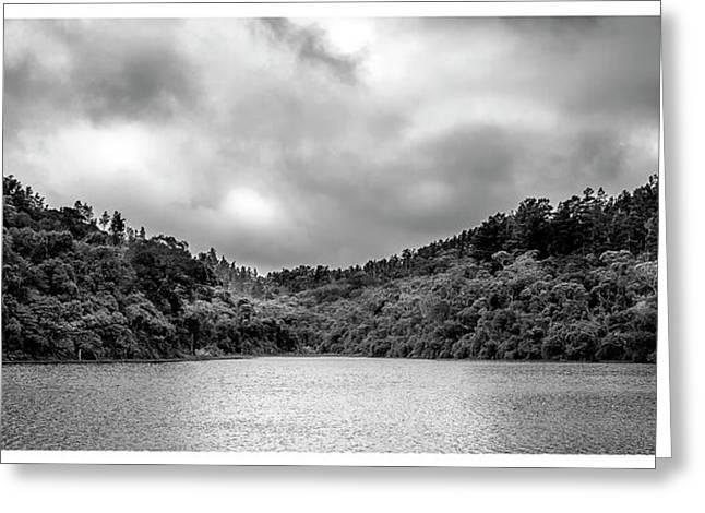 Lagoa-pico Do Itapeva-pindamonhangaba-sp Greeting Card