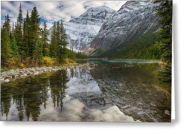 Lake Cavell Greeting Card