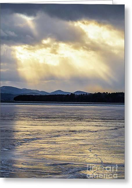 Lake Champlain Greeting Card