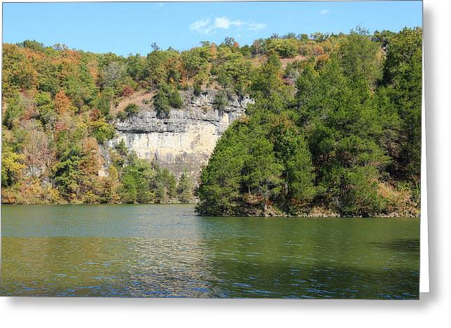 Lake Of The Ozarks Greeting Card