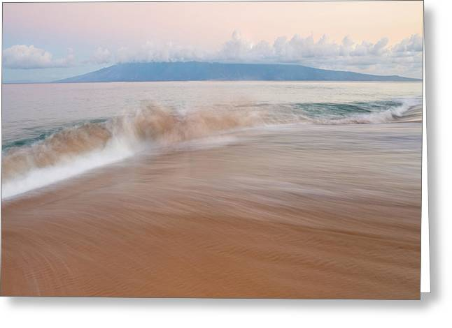 Lanai Symphony Greeting Card