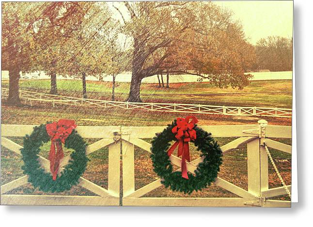 Land Of Grace Greeting Card by JAMART Photography