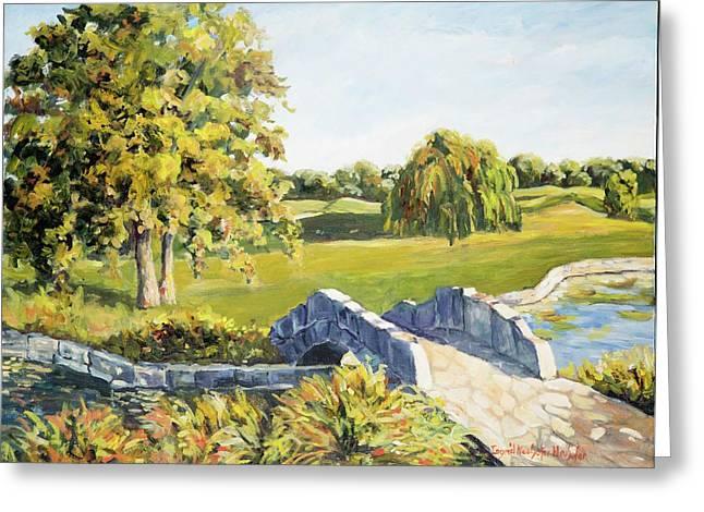 Landscape No. 12 Greeting Card