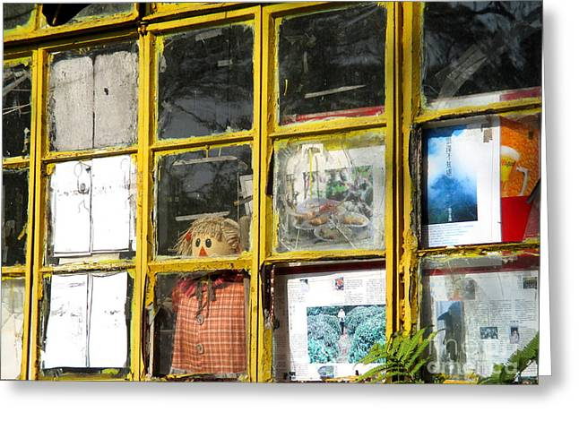 Greeting Card featuring the photograph Lantau Island 47 by Randall Weidner