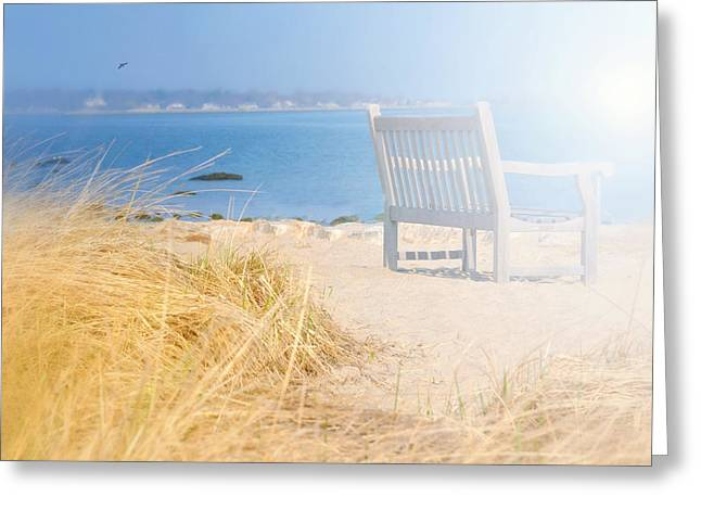Last Breadth Of Summer Greeting Card by Diana Angstadt