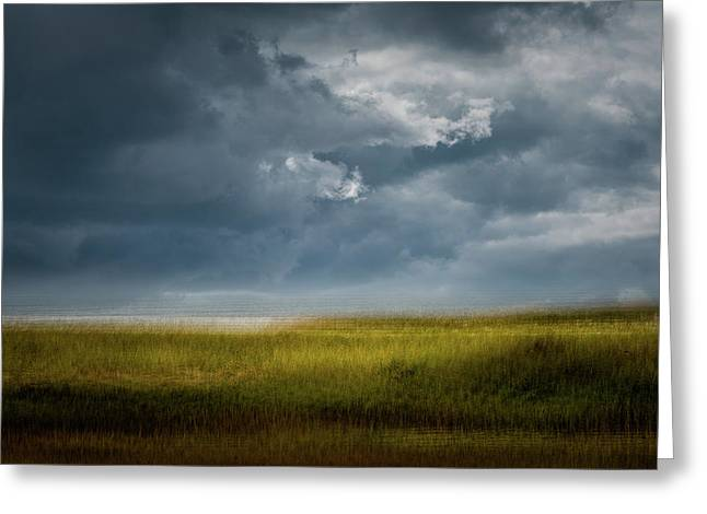 Late September Afternoon  Greeting Card