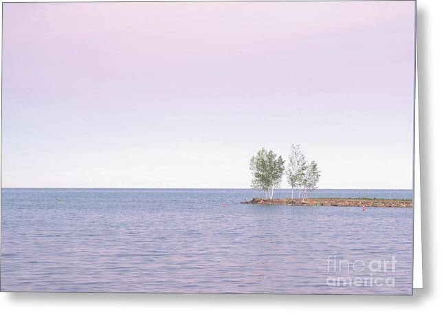 Late Summer Solitude Greeting Card