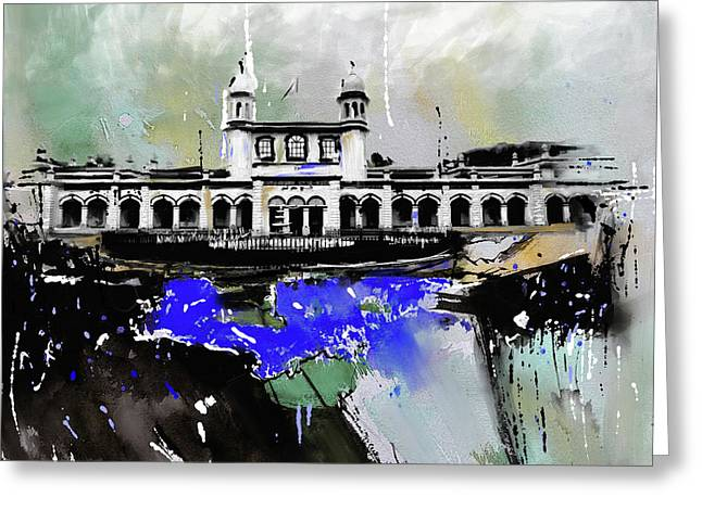 Layallpur District Council Greeting Card