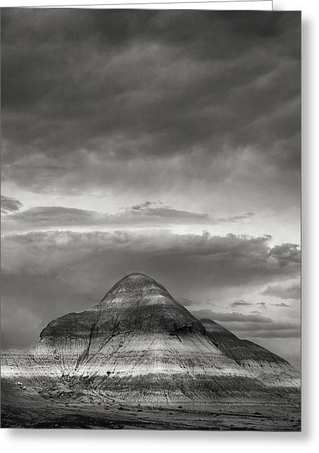 Layered Arizona Greeting Card by Joseph Smith