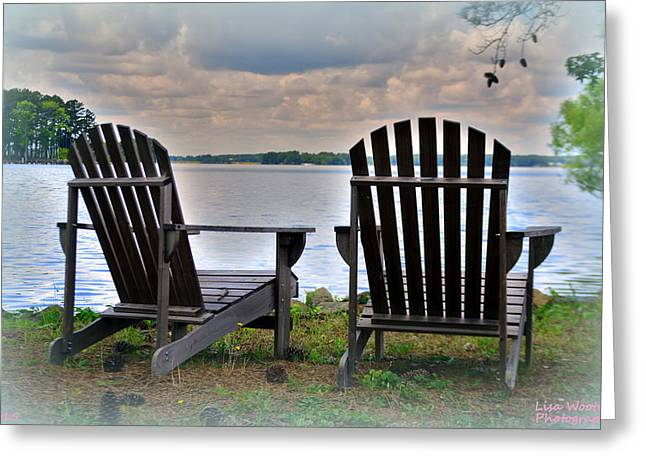 Greeting Card featuring the photograph Lazy Afternoon by Lisa Wooten