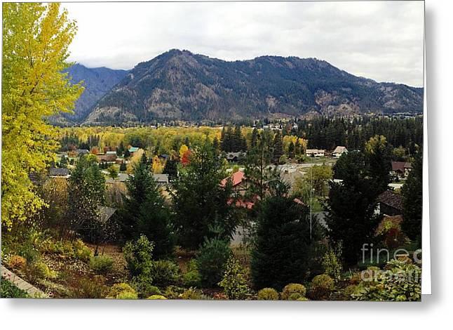 Leavenworth, Wa Greeting Card