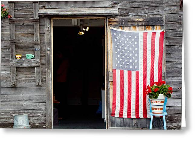 Leland Greeting Card by Twenty Two North Photography