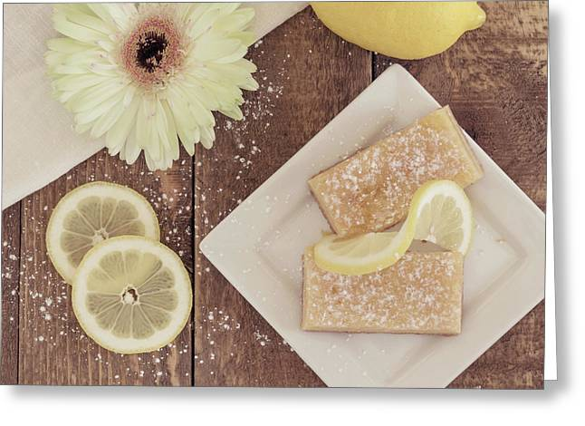 Lemon Delight Greeting Card
