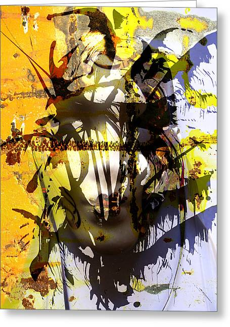 Jerry Cordeiro Greeting Cards - Lemon To Wounds  Greeting Card by Jerry Cordeiro
