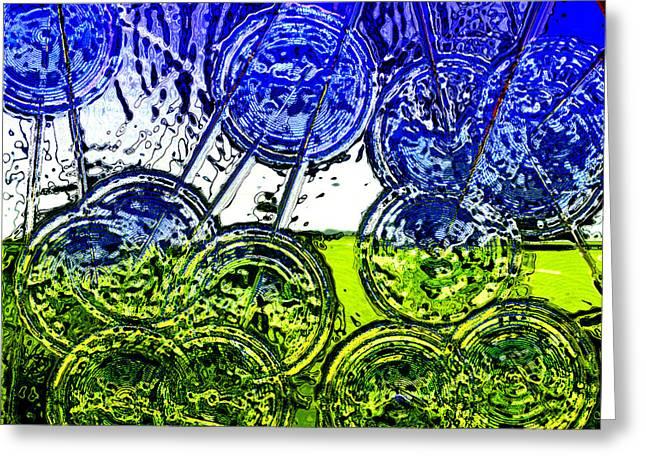 Lemonade Greeting Card by Patrick Guidato