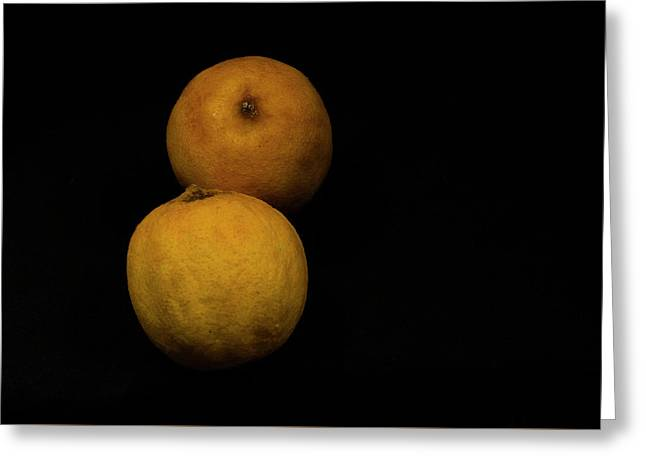 Citrus Greeting Card by Stephane Loustalot
