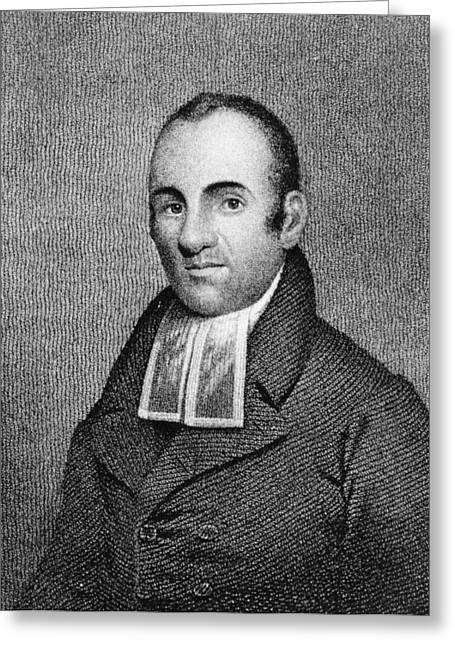 Lemuel Haynes (1753-1833) Greeting Card by Granger