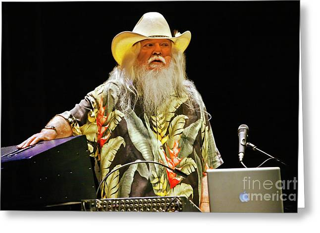 Leon_russell_d532 Greeting Card
