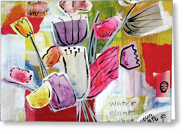Let Your Garden Grow Greeting Card