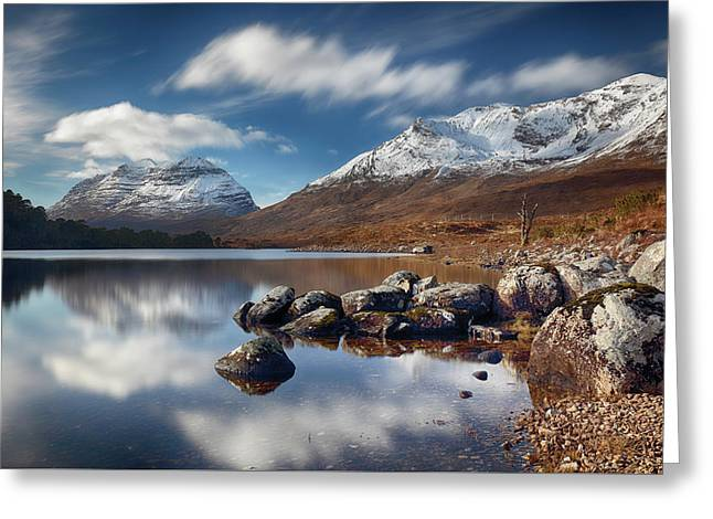 Liathach Greeting Card
