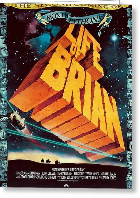 Life Of Brian Greeting Card