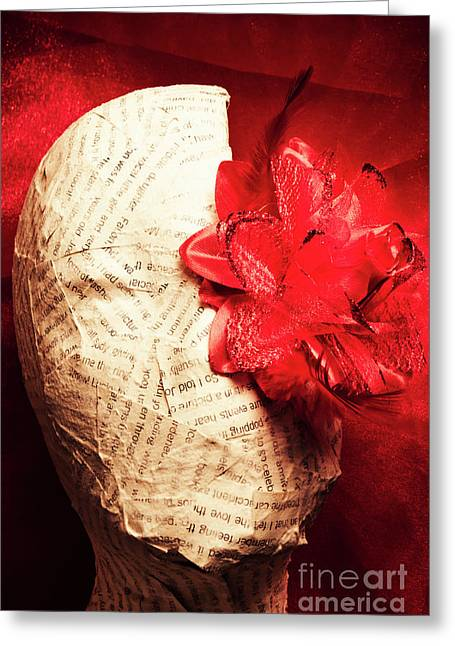 Life Review In Death Greeting Card by Jorgo Photography - Wall Art Gallery