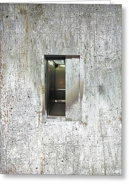 Lift Greeting Card by Tony Rubino