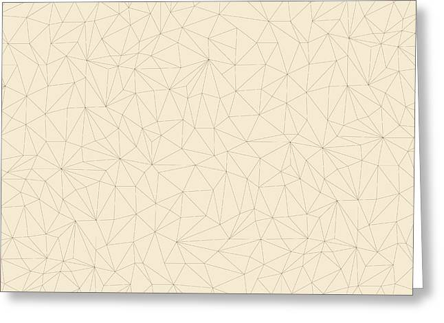 Light Angles  Greeting Card by Lauren Amelia Hughes