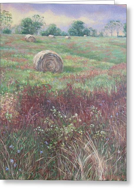 Light In August Greeting Card by Stephen Howell
