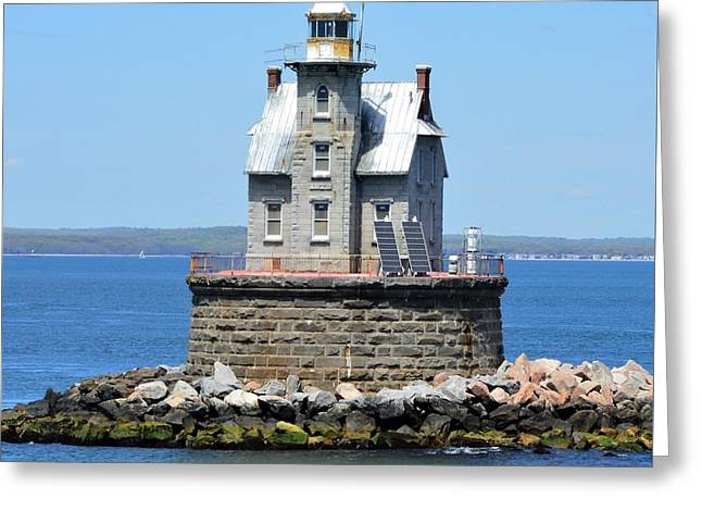 Lighthouse 2-c Greeting Card