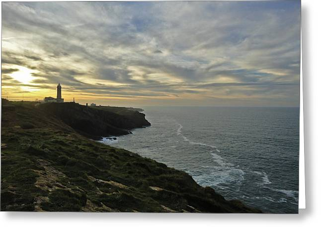 Nabucodonosor Perez Greeting Cards - Lighthouse Greeting Card by Nabucodonosor Perez