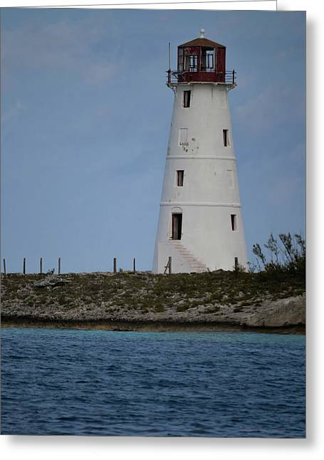 Lighthouse Watch Greeting Card