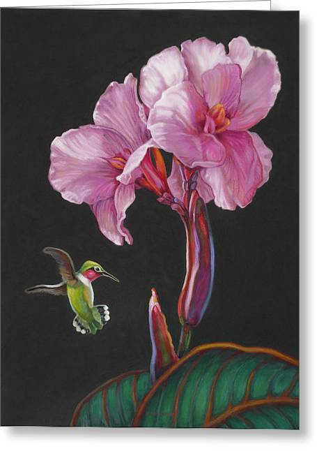 Lightness Of Being Greeting Card by J Alex Potter
