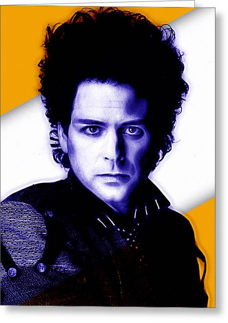 Lindsey Buckingham Collection Greeting Card