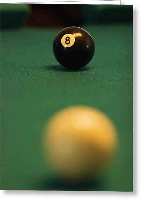 8 ball greeting cards page 13 of 13 fine art america lining up the eigth ball greeting card m4hsunfo