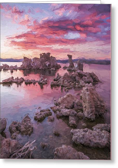 Listen For The Sound II Greeting Card by Jon Glaser