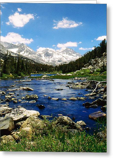 Little Lake Greeting Card