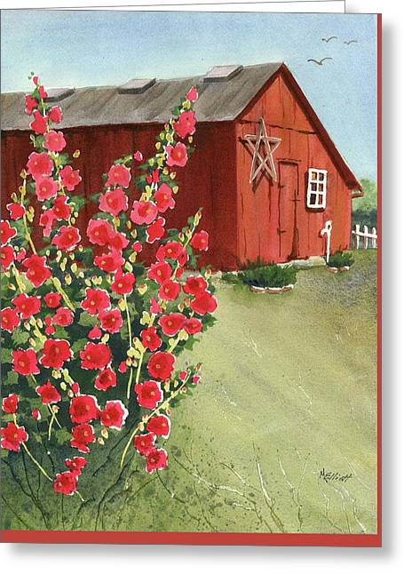 Little Maders Farm Greeting Card