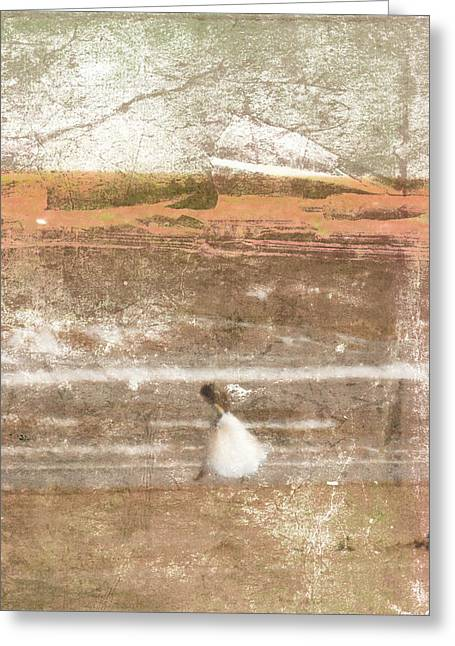 Little Princess Greeting Card by Susanne Van Hulst