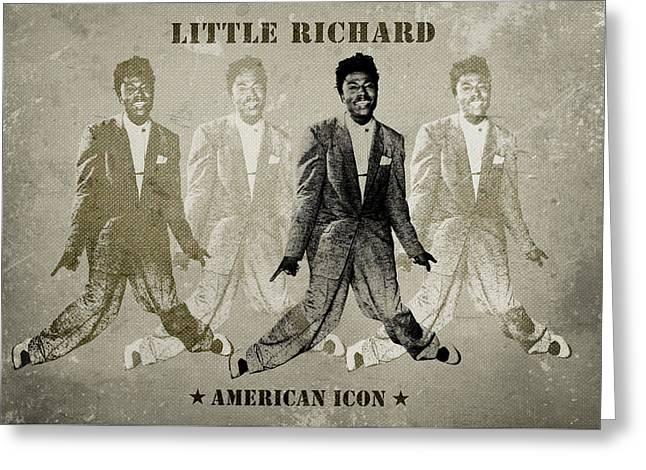 Little Richard Greeting Card