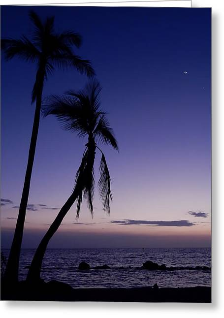 Live Aloha Greeting Card