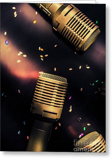 Live Musical Greeting Card by Jorgo Photography - Wall Art Gallery
