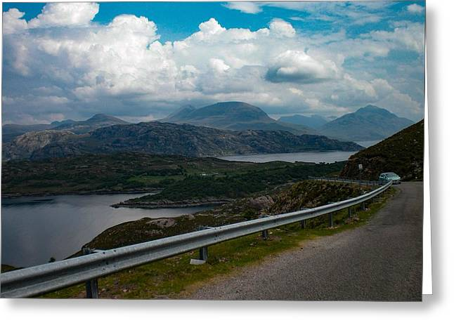 Loch Kishorn, Plockton, Scotland Greeting Card